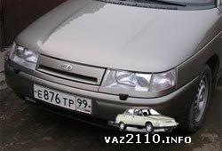 Установка на ВАЗ 2110, 2111 и 2112 омывателя фар