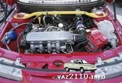 Тюнинг ВАЗ 21106