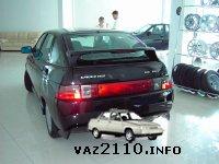 Обвес AVR для ВАЗ 2110-2112