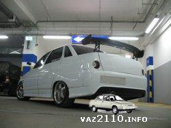Обвес StreetRacer для ВАЗ 2110